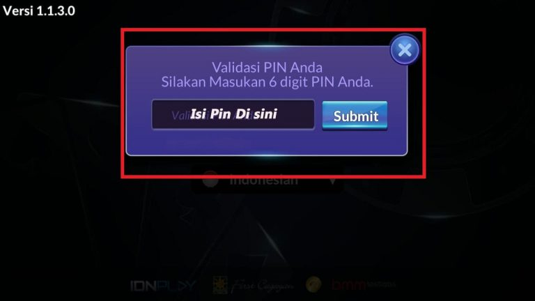 cara login super10 mobile