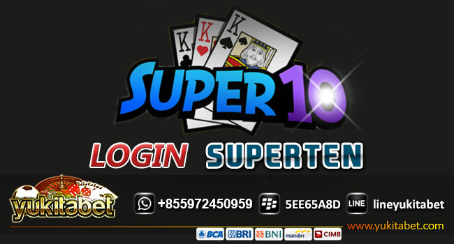 LOGIN SUPERTEN
